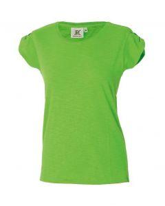 Perth Lady-Light Green-100% Cotone Pettinato Slub-S